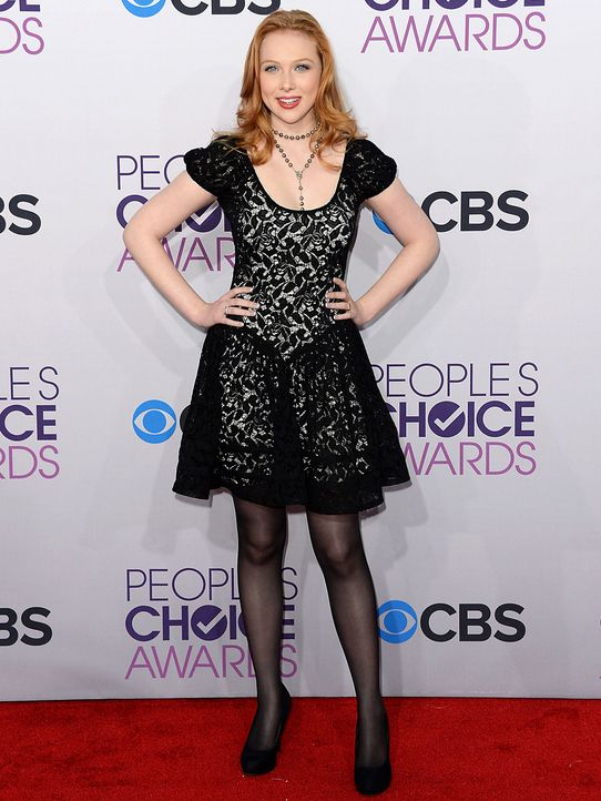 Molly-C-Quinn-2013-1-9-getty-AFP - Bildquelle: getty AFP