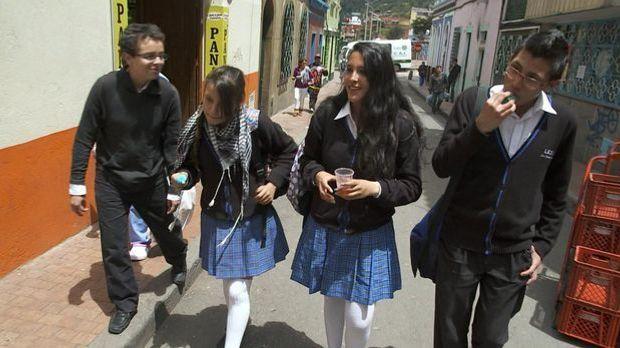 Schulwissen weltweit: Kolumbien