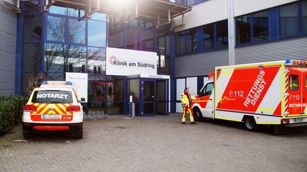 Klinik am Südring: Echte Ärzte und Krankenschwestern gewähren einen Einblick...