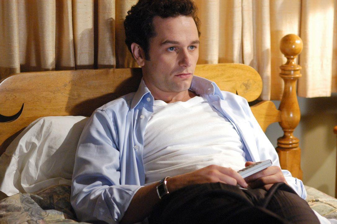 Kevin (Matthew Rhys) macht sich Sorgen um seine Bruder Justin ... - Bildquelle: Disney - ABC International Television