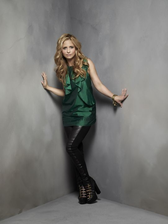 Sarah Michelle Gellar in Ringer - Bildquelle: 2011 THE CW NETWORK, LLC. ALL RIGHTS RESERVED
