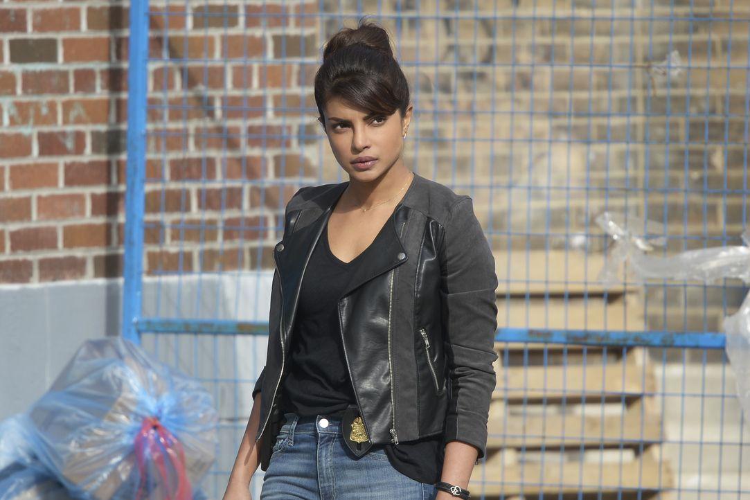 Wird man ihr den Terroranschlag wirklich nachweisen können? Alex (Priyanka Chopra) versucht alles, um ihre Unschuld zu beweisen ... - Bildquelle: Philippe Bosse 2015 ABC Studios