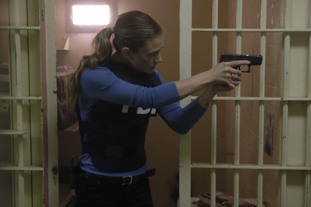 Als Hotch wegen eines geplanten Anschlags verhaftet wird, versuchen J.J. (A.J. Cook) und der Rest des Teams mit allen Mitteln, seine Unschuld zu bew... - Bildquelle: Darren Michaels ABC Studios