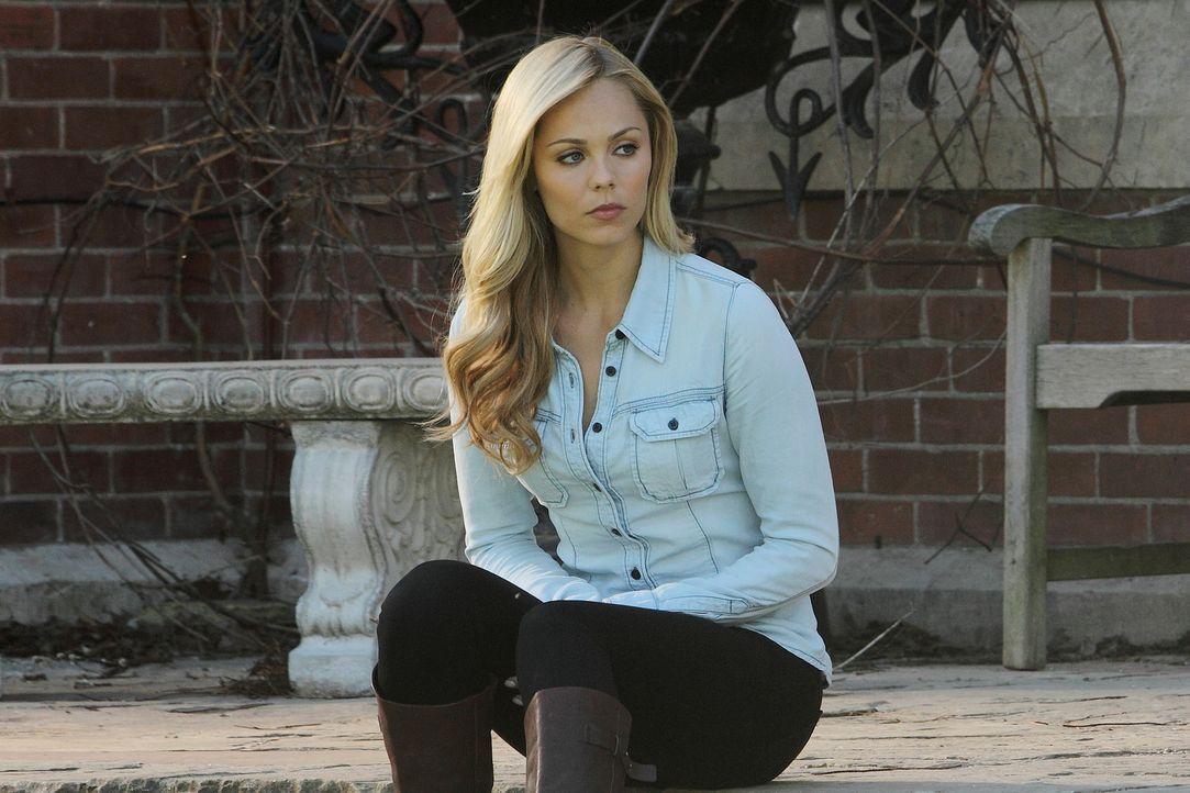 Die unerwartete Nähe zu ihrem Rudel bringt Elena (Laura Vandervoort) vollkommen aus dem Konzept ... - Bildquelle: 2014 She-Wolf Season 1 Productions Inc.