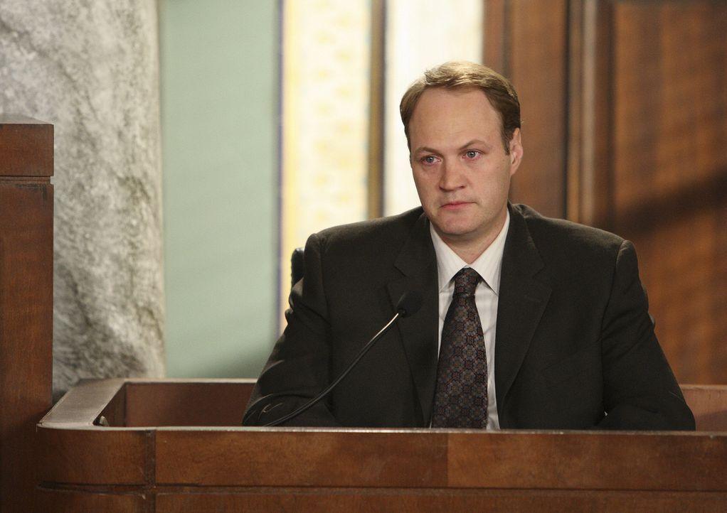 Howard Masters (Blake Robbins) fühlt sich betrogen und geht deshalb vor Gericht ... - Bildquelle: Disney - ABC International Television
