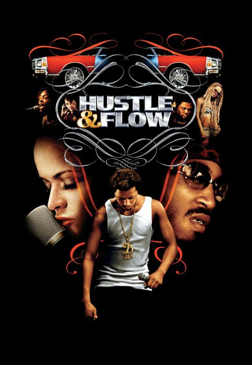 """Hustle & Flow"" - Artwork - Bildquelle: 2005 by PARAMOUNT PICTURES. All Rights Reserved."