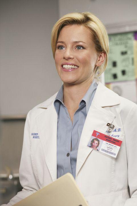 J.D. versucht Kim (Elizabeth Banks) ein besserer Freund zu sein, damit sie nicht ihrem Jobangebot in Washington folgt ... - Bildquelle: Touchstone Television