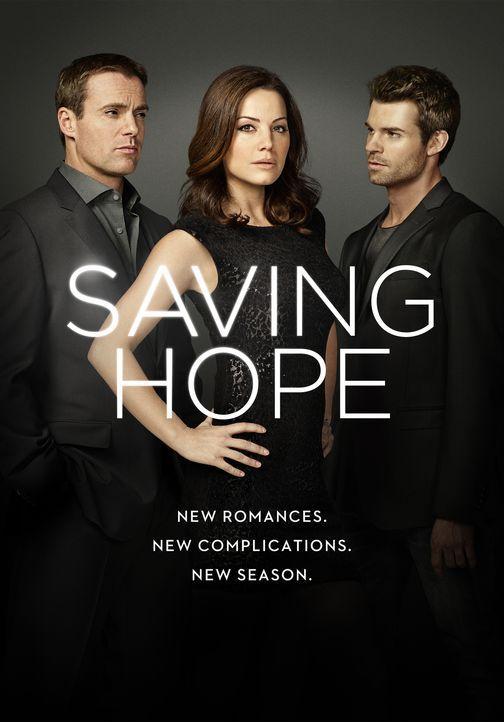 Saving Hope - Artwork - Bildquelle: 2013  Hope Zee Two Inc.