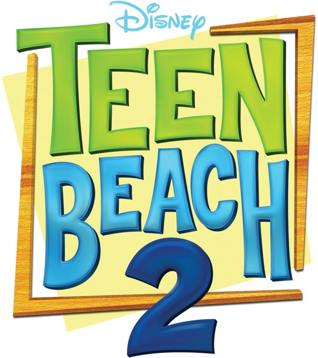 Teen Beach 2 - Logo - Bildquelle: 2014 Disney Enterprises, Inc. All rights reserved.