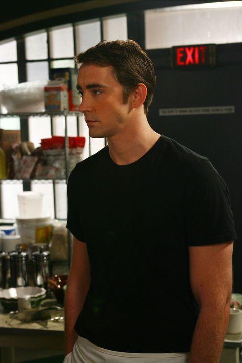 Ned (Lee Pace) arbeitet eigentlich als Zuckerbäcker, doch nebenbei klärt er noch das eine oder andere Verbrechen auf ... - Bildquelle: Warner Brothers