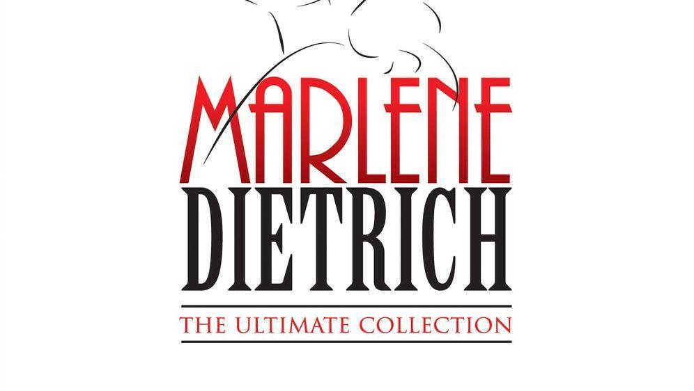 Marlene Dietrich - Bildquelle: Universal Music