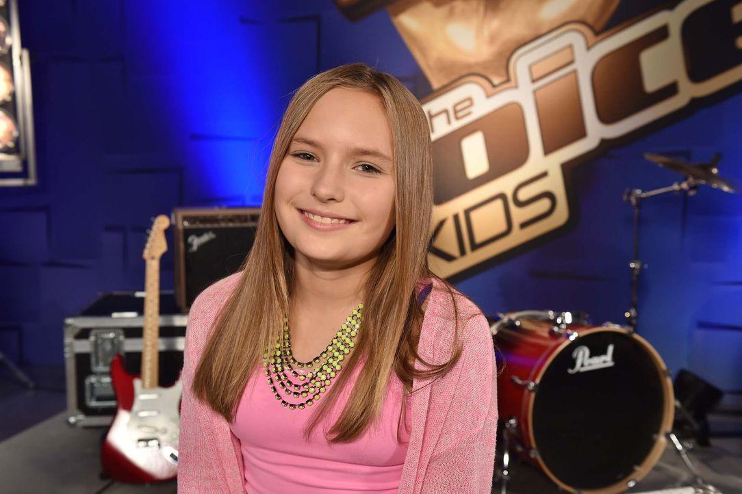 The-Voice-Kids-Stf04-Epi04-CHarlotte-01-SAT1-Andre-Kowalski - Bildquelle: © SAT.1 / André Kowalski