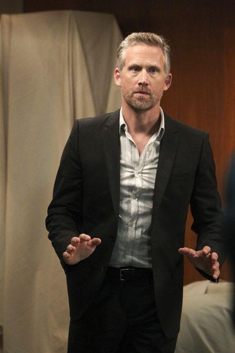 Patrick versucht herauszufinden, ob Ray Haffner (Reed Diamond) der Red John ist ... - Bildquelle: Warner Bros. Television