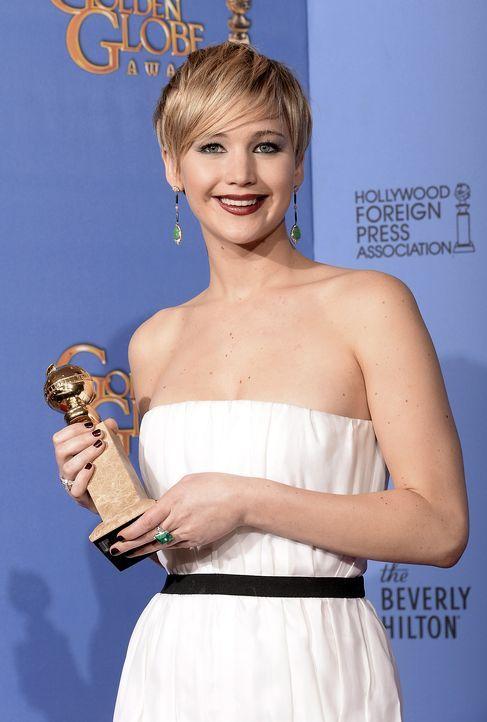 Golden-Globe-Jennifer-Lawrence-14-01-12-getty-AFP - Bildquelle: getty-AFP