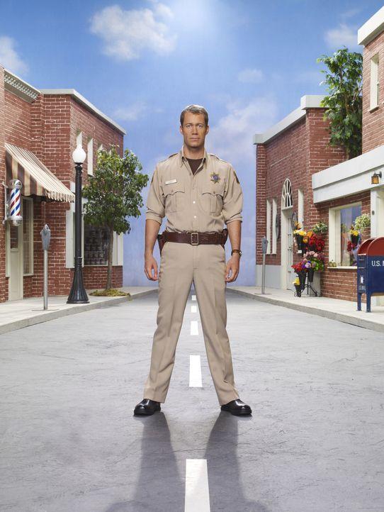(3. Staffel) - Eines Tages landete Jack Carter (Colin Ferguson) in Eureka, einem kleinen Städtchen, dass ganz anders ist, als alle anderen ... - Bildquelle: Universal Television