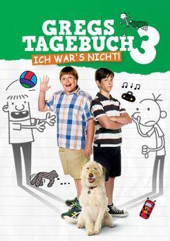 Gregs Tagebuch - Ich war's nicht - GREGS TAGEBUCH - ICH WAR'S NICHT - Plakatm...