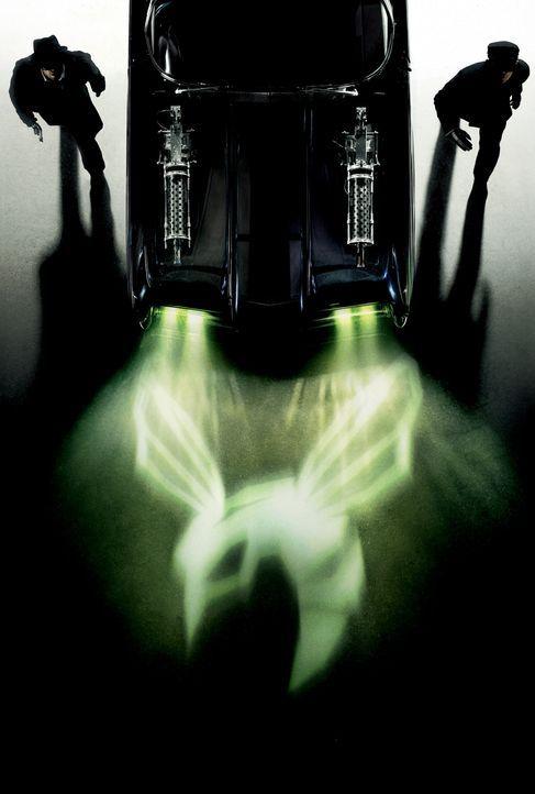 THE GREEN HORNET - Artwork - Bildquelle: The Green Hornet, related characters and hornet logo ? &   2011 The Green Hornet, Inc. All Rights Reserved.