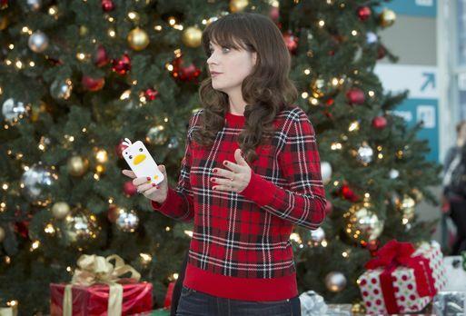 New Girl - Für Jess (Zooey Deschanel) ist Weihnachten etwas ganz besonderes u...