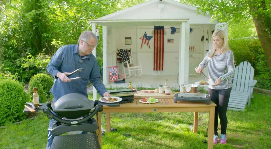 Barbecue Elektrogrill Test : American barbecue elektrogrills im test