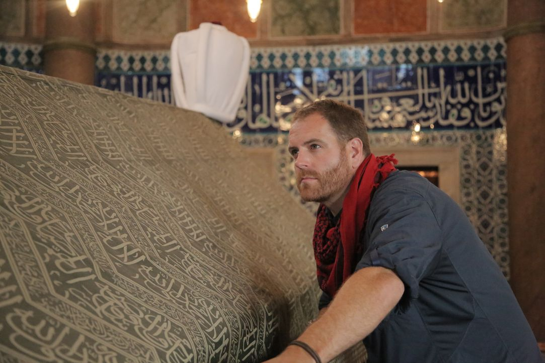 In Ungarn und der Türkei schließt sich Josh Gates Archäologen an, die schon lange versuchen, das Herz des Sultan Süleyman der Prächtige zu finden. W... - Bildquelle: 2015,The Travel Channel, L.L.C. All Rights Reserved