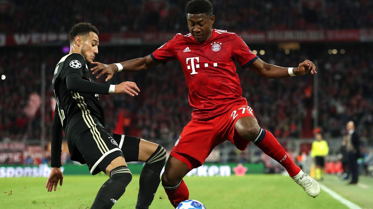 David Alaba - Bildquelle: Getty