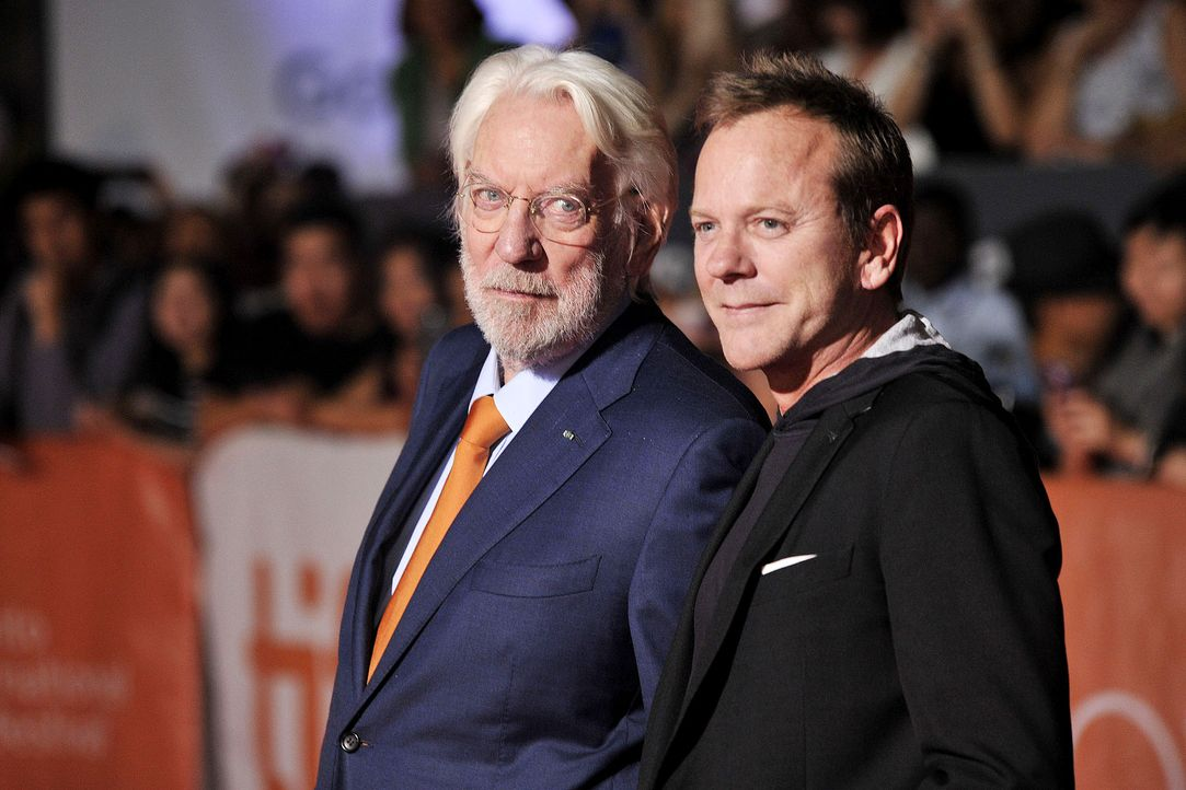 Donald-Sutherland-15-09-16-Dominic-Chan-WENN-com - Bildquelle: Dominic Chan/WENN.com