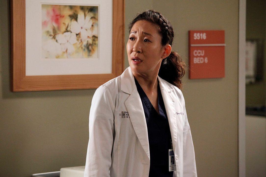 Während Cristina (Sandra Oh) und Owen versuchen einen Weg zu finden um mit ihrer eingefahrenen Situation fertig zu werden, überschattet die bevorste... - Bildquelle: ABC Studios
