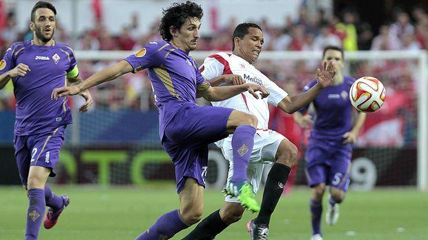 AC-Florenz-FC-Sevilla © dpa