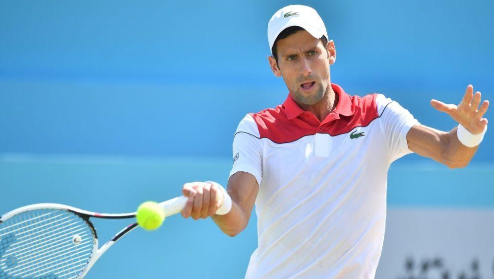 Djokovic unterlag im Finale trotz Satzführung - Bildquelle: AFPSIDBEN STANSALL