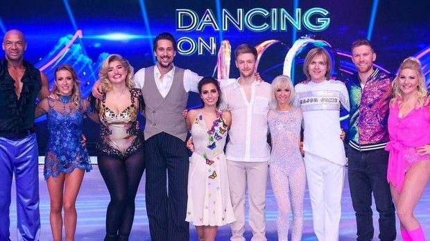 Dancing On Ice - Dancing On Ice - Show 3: Dramatische Stürze Und Ergreifende Emotionen