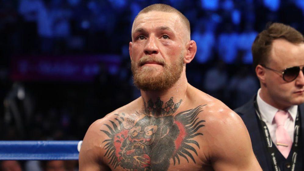 Conor McGregor muss erneut vor Gericht - Bildquelle: Getty Images