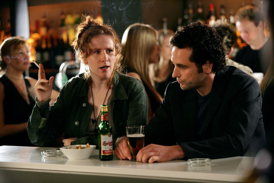 """Auf der Suche nach """"Mr. Right"""": Tallulah (Catherine Tate, l.) und Peter (Matthew Rhys, r.) ? - Bildquelle: Chris Raphael 2007 EUROPACORP - SKYLINE (LoD) LIMITED"""