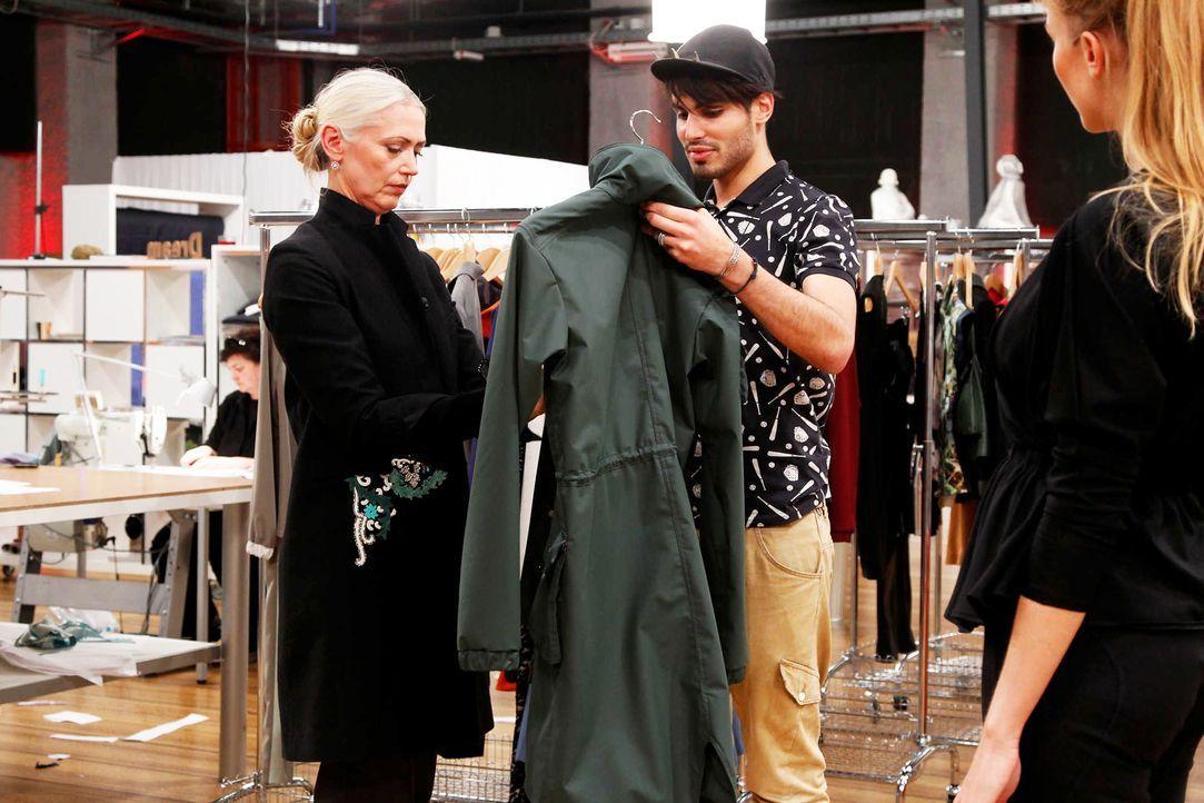 Fashion-Hero-Epi06-Atelier-12-Richard-Huebner - Bildquelle: Richard Huebner