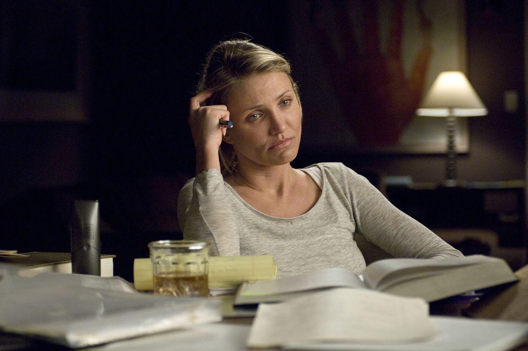 Kate Fitzgerald führt gemeinsam mit ihren Eltern Sara (Cameron Diaz) und Brian ein glückliches Leben. Doch als bei ihr Leukämie festgestellt wird, b... - Bildquelle: Warner Brothers