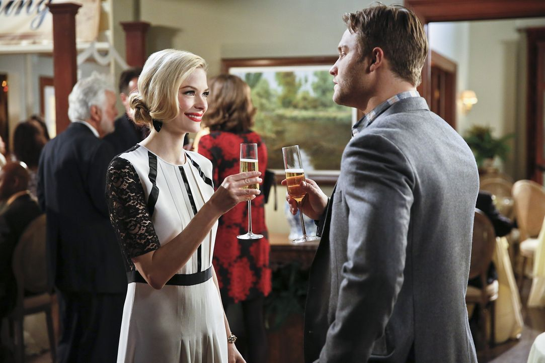 Hart of Dixie, Folge 16: Lemon und George - Bildquelle: Warner Bros. Entertainment, Inc.