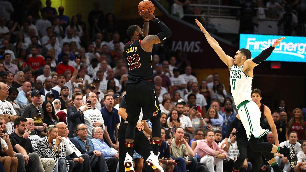 Jordan ist der bessere Scorer - Bildquelle: 2018 Getty Images