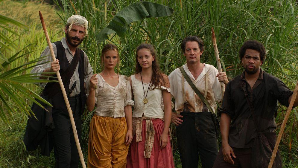 Mysterious Island - Die geheimnisvolle Insel - Bildquelle: 2006 RHI Entertainment Distribution, LLC