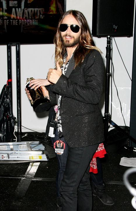 MTV-Movie-Awards-Jared-Leto-140313-Adriana-M-Barraza-WENN-com - Bildquelle: Adriana M. Barraza/WENN.com