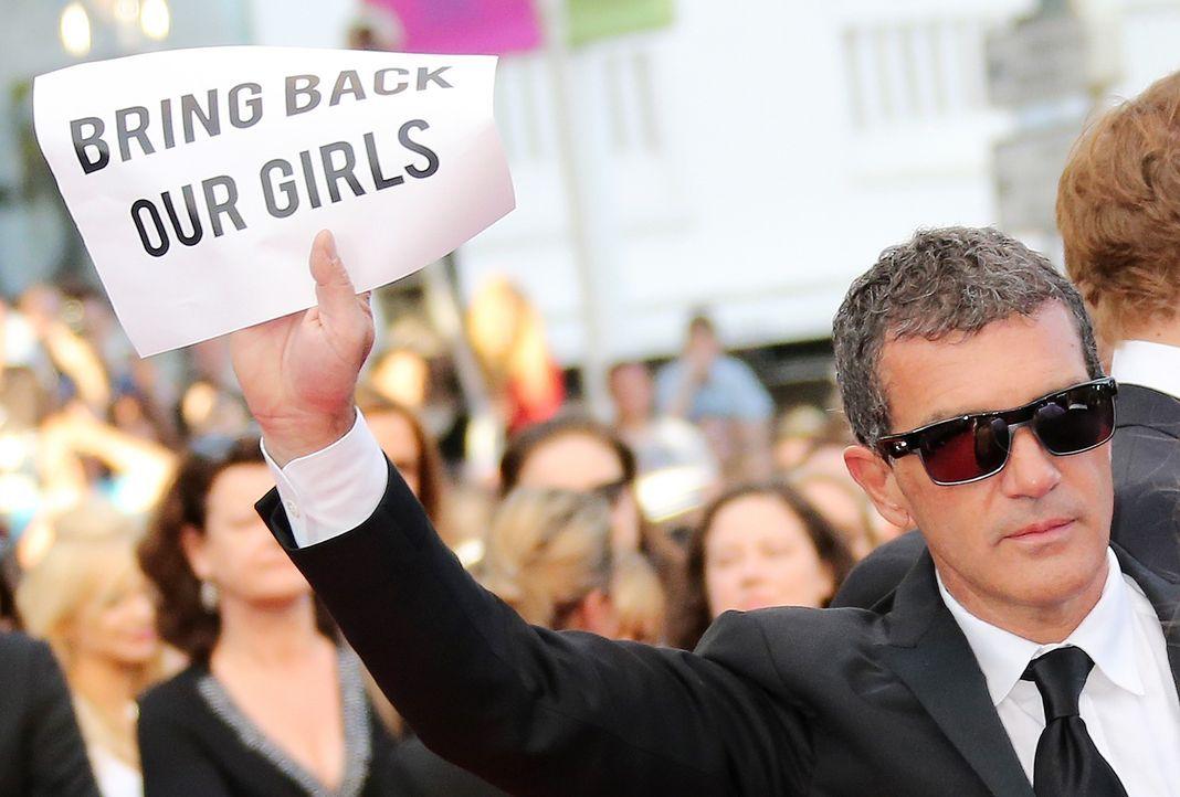 Cannes-Filmfestival-Antonio-Banderas-140518-1-AFP - Bildquelle: AFP