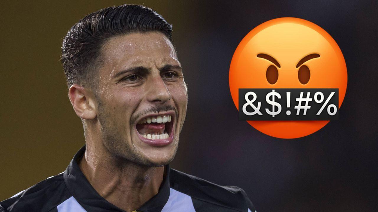 Udinese-Profi Mandragora wegen Blasphemie gesperrt - Bildquelle: imago