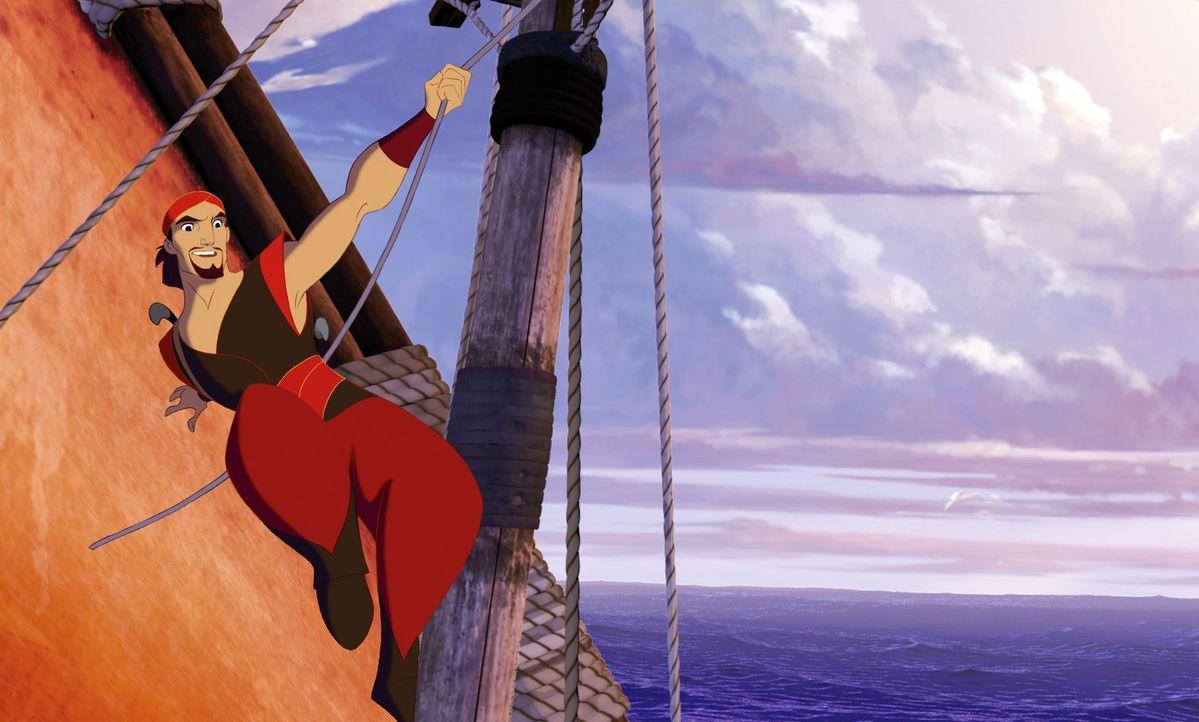 Sinbad ist der waghalsigste und berühmteste Gauner, der jemals die sieben Weltmeere bereist hat. Nun sitzt er gehörig in der Klemme: Er soll das s... - Bildquelle: DreamWorks SKG