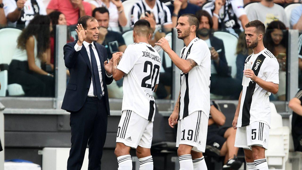 Platz 6: Juventus Turin (Italien) - Bildquelle: Imago