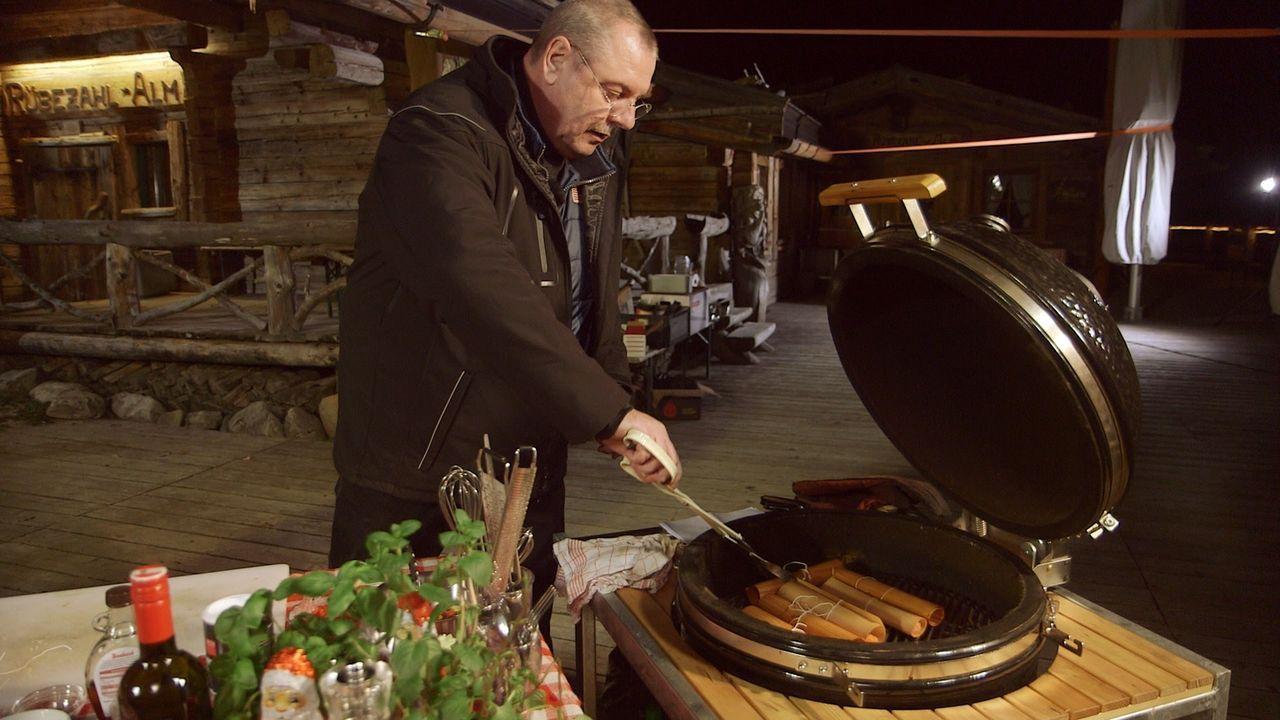 """""""Galileo extra"""" blickt hinter die Kulissen des Silvesterwahnsinns ... - Bildquelle: ProSieben"""