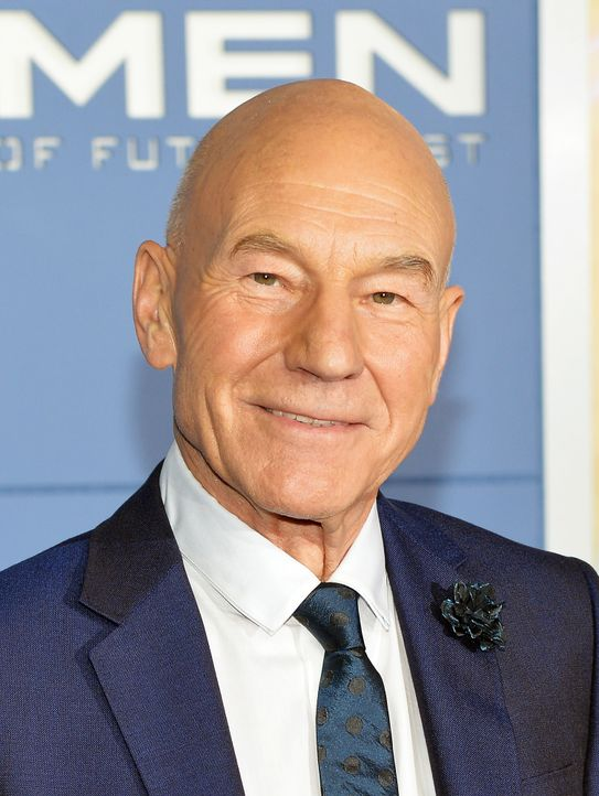 X-Men-Days-of-Future-Past-Premiere-New-York-Patrick-Stewart-140510-getty-AFP - Bildquelle: getty-AFP