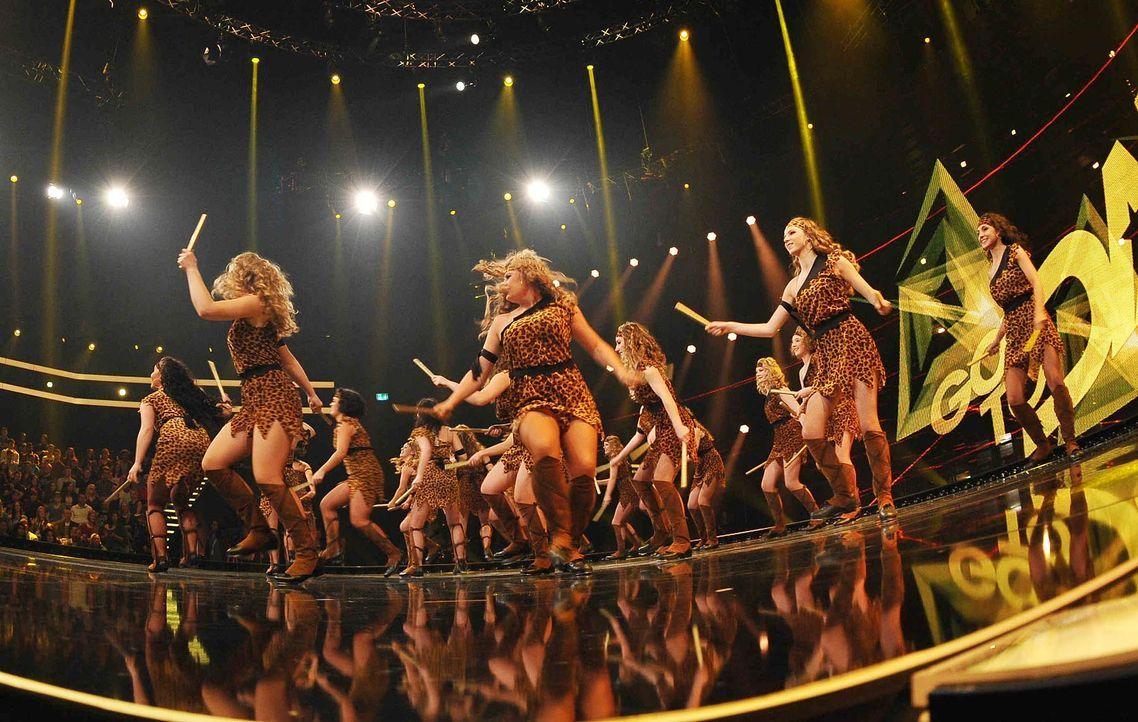 Got-To-Dance-The-Art-Act-Tap-Dancer-01-SAT1-ProSieben-Willi-Weber - Bildquelle: SAT.1/ProSieben/Willi Weber