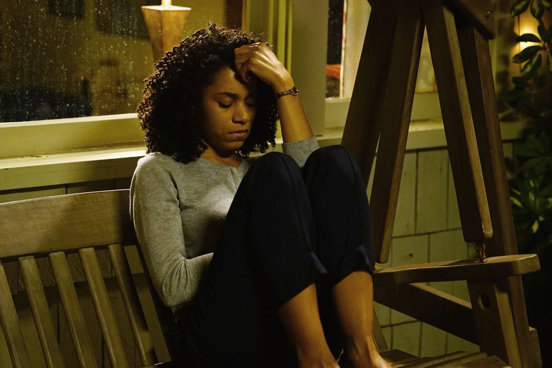 Der Tod ihrer Mutter nimmt Maggie (Kelly McCreary) sehr mit ... - Bildquelle: Richard Cartwright 2017 American Broadcasting Companies, Inc. All rights reserved.