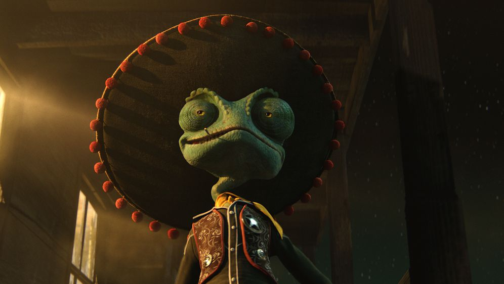 Rango - Bildquelle: Paramount Pictures. All rights reserved.