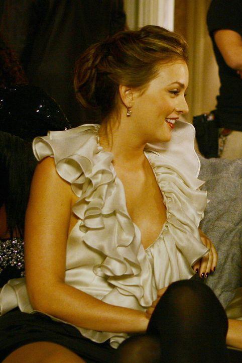 Blair (Leighton Meester) hat mit ihrer Meinung über Aaron Recht behalten ... - Bildquelle: Warner Brothers
