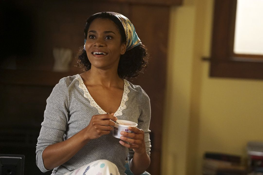 Versucht, zwischen Amelia und Meredith zu vermitteln: Maggie (Kelly McCreary) ... - Bildquelle: Richard Cartwright ABC Studios