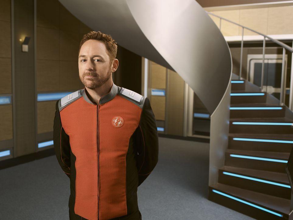 (1. Staffel) - Lt. Gordon Malloy (Scott Grimes) ist der beste Freund des Captains, doch es fällt ihm nicht gerade leicht, sich Obrigkeiten zu unterw... - Bildquelle: Noah Schutz 2017 Fox and its related entities.  All rights reserved.